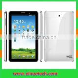 GSM Dual SIM Cards Tablet PC 7 inch Android 4.1 Dual Cameras WIFI Bluetooth Removable Battery Tablet