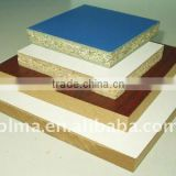 HIGH COST PERFORMANCE 1220*2440 E0 E1 E2 Finished First Class plain or melamined particle board for Indoor Furniture