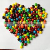 Bulk chocolate candy/Sunflower seeds chocolate Stone Chocolate button chocolate