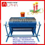 Factory price white and colored candles making machine /equipment/ factory