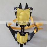 Mountain Climbing,Hiking,Walking Antislip Shoes Cover Snow and Ice Shoes Spikes good tpr ice shoe crampons