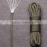 paracord rope/parachute rope for sale