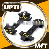 Taiwan Made High Quality Durable Shoe Protector Tire Snow & Ice Grabber Studs Strap Convenient Non-Slip Snow Grabbers