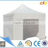 Welcome OEM/ODM 3x3 White Folding Outdoor Pop Up Dome Gazebo