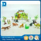 lovely rubber toy animals stuffed animals / ride on toy for wholesales animatronic dinosaur