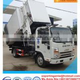low price factory sale JAC 10m3 side self-loading medical garbage truck