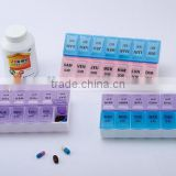 Topmedi Guangzhou 14 compartment pill box