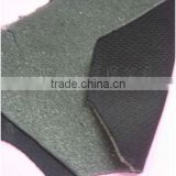 Black BK mesh fabric bond black 2mm K324 pu foam