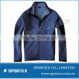 SPT-GS1317 cheap softshell jacket for mens, athletic mens jacket, mens softshell jacket