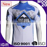 Factory price short sleeve cycling jersey Italy sublimation Ink OEM services in cheap dye wholesale custom cycling jerseys