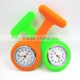 clip cheap 2014 new silicone high quantity nurse watch
