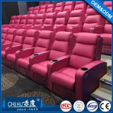 Modern design cinema sofa,comfortable recliner cinema seats