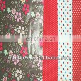cotton pvc coated tarpaulin fabric
