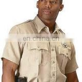 Security guard military uniform