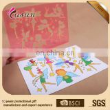 Plastic painting stencil painting template