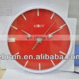 2013 new fasion gift wall clock,promotional decoration wall clock
