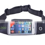 Outdoor Sweatproof Lycra Sports Running Belts For Smartphone