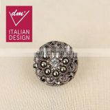 Garment accessories new design button metal buttons wholesale