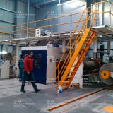 2ply B flute corrugated cardboard carton production line