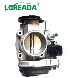 LOREADA 96394330 96815480 Throttle Body For Chevrolet Lacetti Optra J200 Daewoo Nubira 03-12 1.4i 1.6i