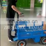 Large Capacity Flat Electric Trolley Widely Sold In Europe