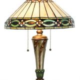 Tiffany Table Lamp-Vsc16464/G1145kd585