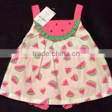 LovelyBabies wholsale Watermelon Darling Top & Bloomers Set Size from 0month to 12month