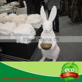 High Quality Tanned Rabbit Fur Pelt Skins with Cheap Price