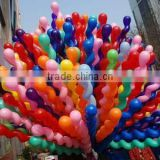 Inflatable screw balloon,twisting balloons,spiral balloon