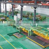 CR/HR metal sheet cut to length line