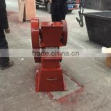 Long term warranty mini lab crusher,lab jaw crusher price
