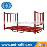 Warehouse stackable steel make tire rack