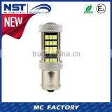 factory supply latest high brightness 1500-2400LM led S25 2835 smd automobile led lights