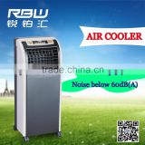 Large capacity portable indoor best selling floor stand air cooler fan
