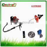 Brush cutting equipment gasoline shoulder brush cutter lawn mower with high efficiency                                                                         Quality Choice