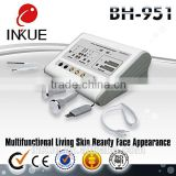 BH-951 face black spot remover miracle bio wave microcurrent machine with CCC/PSE/CE