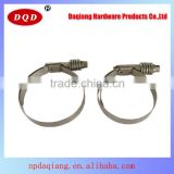 Good Supplier High Pressure Square Tube Clamp