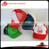 Promotional Sports Mesh Cap Foam Trucker caps