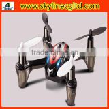 Shenzhen skyline Double controlling model 4CH with 6 axis gyro 3D rc quadcopter helicopter with 2mp hd camera