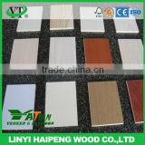 double side melamine laminated plywood ,3mm /6mm /12mm /18mmcherry ,maple beech ,white melamine plywood