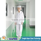 High quality factory uniform coverall Antistatic Cleanroom Smock/Coverall/Suit/Clothing/ESD Smock/ESD Garment