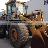 LG978 second hand wheel loader for sale