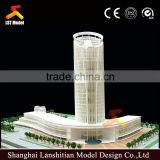 Architectural scale model maker / 3d models famous buildings