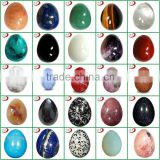 45x35mm natural jade craft eggs wholesale
