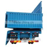 semi-trailer lift axle air suspension