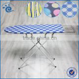 Honey-Can-Do RS43B004 Heigh Adjustable TC Cloth Covered Floor Standing Adjustable Functional Large Ironing Board