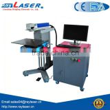 new design hot sale easy control fiber laser marking machine with trade assurance factory price