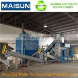reprocess rubber desulfurizer equipment
