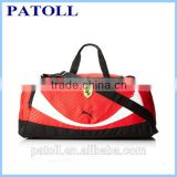 Trendy want to buy stuff from china cheap personalized leather sports golds gym bag,gym duffel bag
