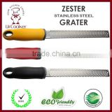 2 in 1 Stainless Steel Microplane zester grater